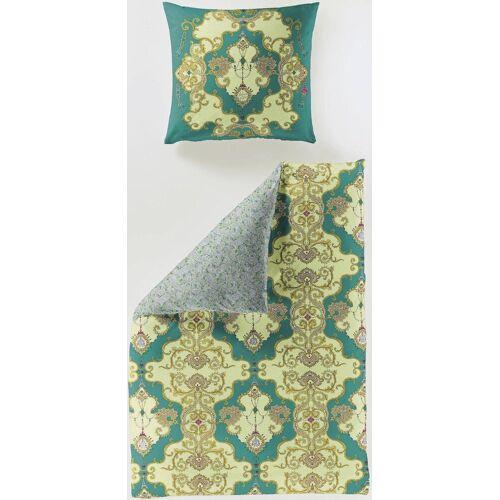 BIERBAUM Bettwäsche »barock«, , mit großem Muster