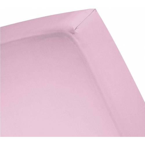 Cinderella Spannbettlaken »Basic«, , für Boxspringbetten, rosa