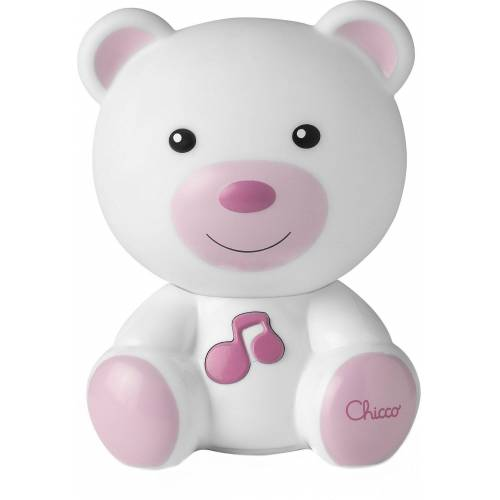 Chicco Nachtlicht »Nachtlicht Bär, blau«, pink