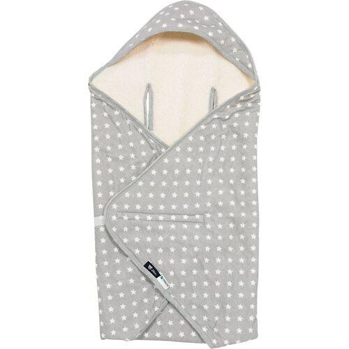 Alvi® Einschlagdecke »Einschlagdecke für Babyschalen Stars, 80 x 80 cm«,