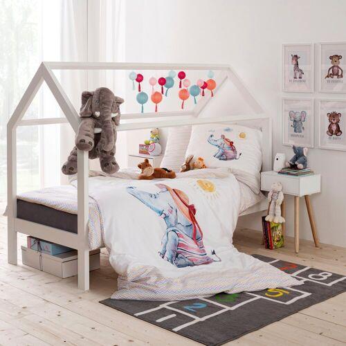 Estella Kinderbettwäsche »WILLY«, , mit niedlichem Elefanten