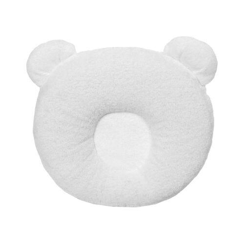 candide Kopfkissen, »Kopfstütze Panda, weiß«, , weiß
