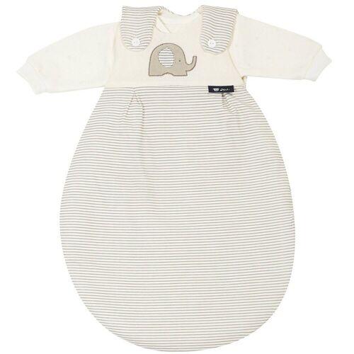 Alvi® Babyschlafsack »Innensack Baby Mäxchen, Jersey«, grau