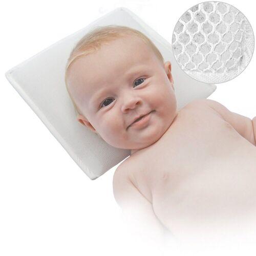 Theraline Kopfkissen, »Babykopfkissen mit High-Tech Abstandsgewebe«,