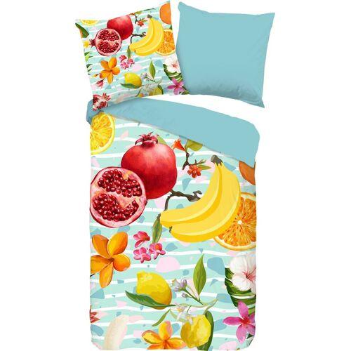 good morning Wendebettwäsche »Fruities«, , mit Früchten