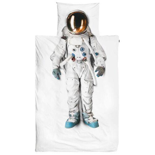 Snurk Bettwäsche »Bettwäsche Astronaut 135 x 200 cm 100% Baumwolle«,
