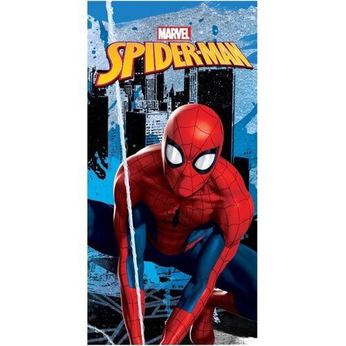 Spiderman Handtuch »Marvel´s - Badehandtuch, 70x140 cm« (1-St), 100% Baumwolle