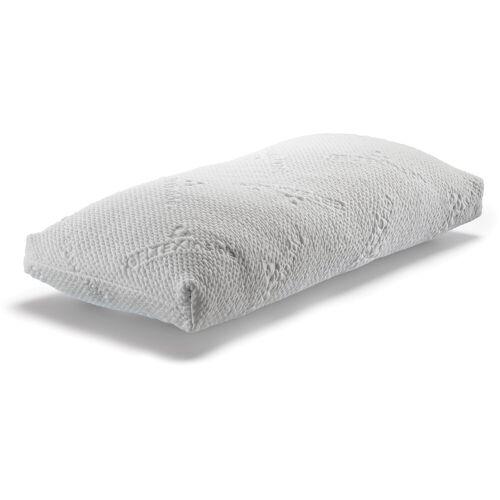 Schlaraffia Nackenstützkissen, »GELTEX® Kissen Soft«, , Füllung: GELTEX® Flocken, Bezug: Tencel & Polyester, (1-tlg), mit GELTEX® Technologie