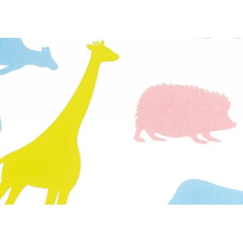 Pinolino® Babyschlafsack »Schlafsack 'Happy Zoo', Sommer, 90 cm«