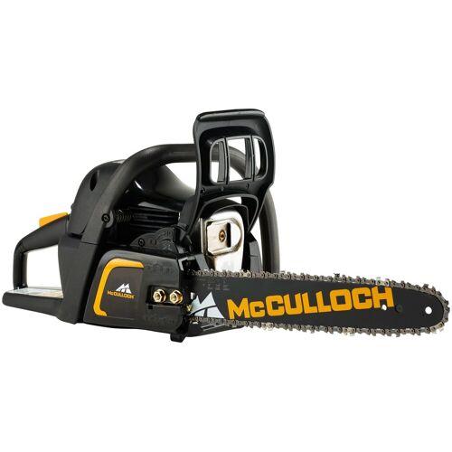 McCulloch Benzin-Kettensäge »CS 42 S, 00096-73«, 35 cm Schwertlänge, schwarz