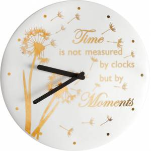 Goebel Wanduhr »Time and Moments, 14004391«