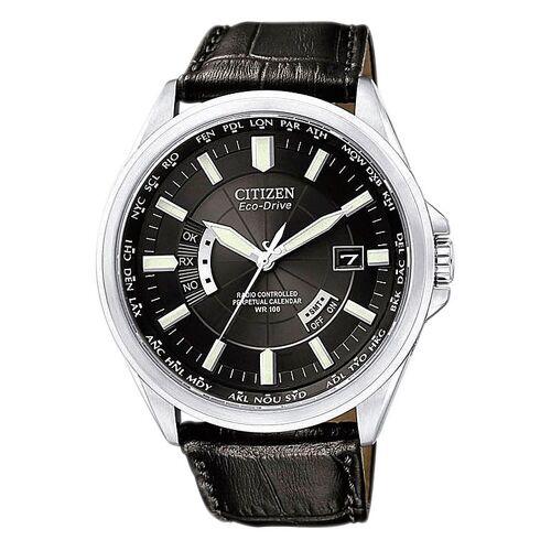 Citizen Funkuhr »CB0010-02E«, schwarz