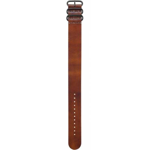 Garmin Ersatzarmband »Ersatzarmband Leder«, Braun