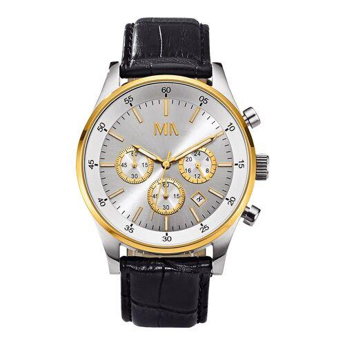 Meister Anker Chronograph »Metall vergoldet«, gelb