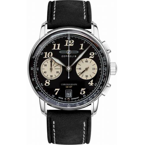 ZEPPELIN Chronograph »LZ 127 Graf , 86743«, made in Germany