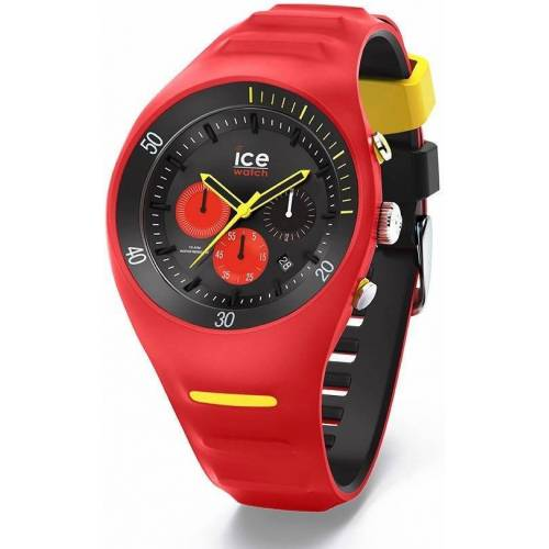 ice-watch Chronograph »Pierre Leclercq - Large - Chronograph - Red, 014950«, rot