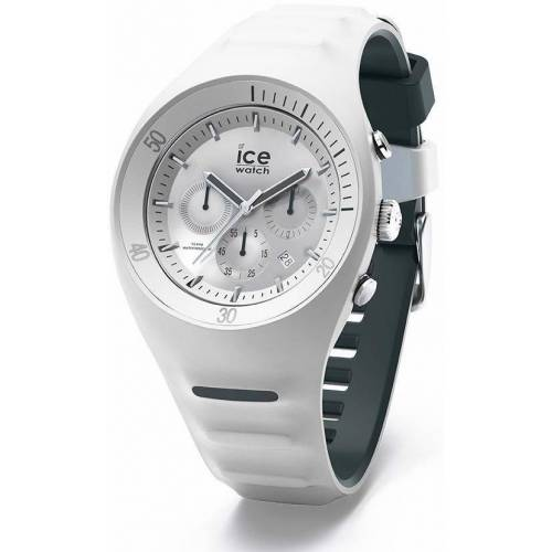 ice-watch Chronograph »Pierre Leclercq - Large - Chronograph - WHITE, 014943«, weiß