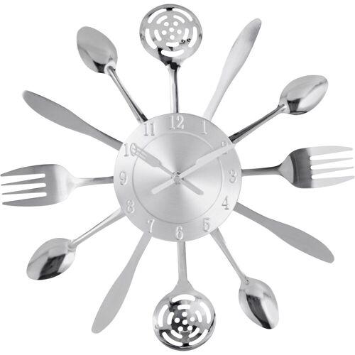 Home affaire Wanduhr »Cutlery«