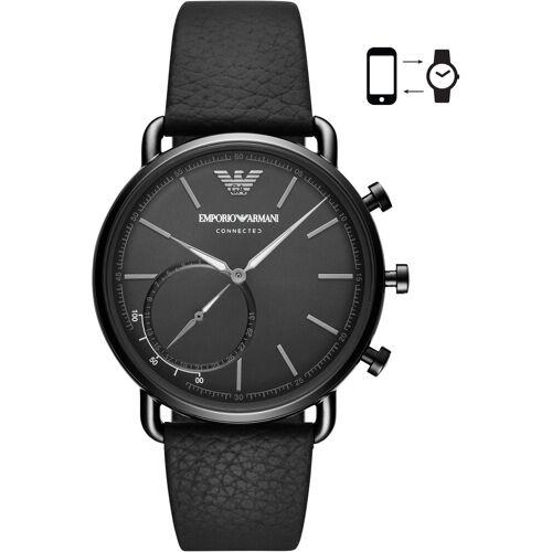 Giorgio Armani EMPORIO ARMANI CONNECTED ART3030 Smartwatch, schwarz