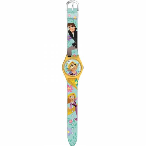 Joy Toy Rapunzel analoge Armbanduhr