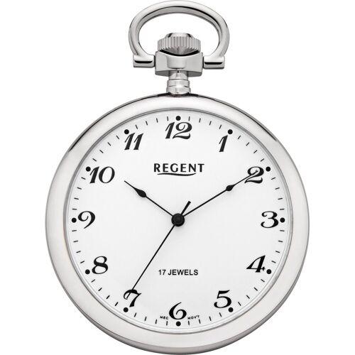 Regent Taschenuhr »P33«, (Set, 2-tlg), inkl. Kette