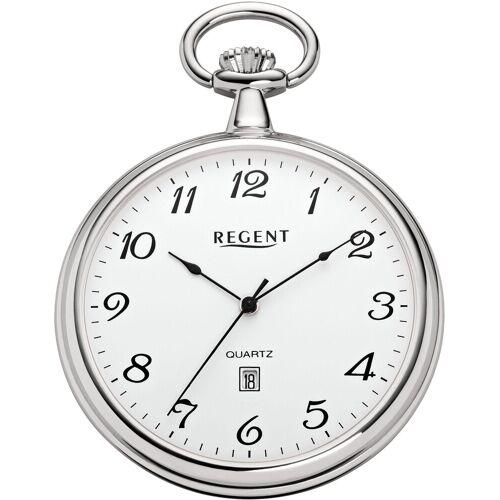 Regent Taschenuhr »P80«, (Set, 2-tlg), inkl. Kette