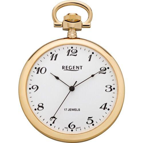 Regent Taschenuhr »P32«, (Set, 2-tlg), inkl. Kette