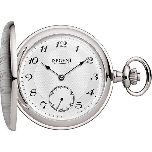 Regent Taschenuhr »P35«, (Set, 2-tlg), inkl. Kette