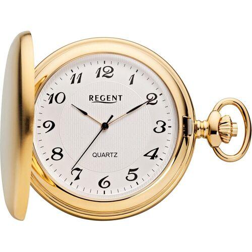 Regent Taschenuhr »P23«, (Set, 2-tlg., inkl. Kette)