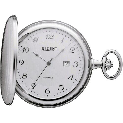 Regent Taschenuhr »P40«, (Set, 2-tlg., inkl. Kette)