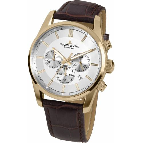 Jacques Lemans Chronograph »42-6, 42-6D«