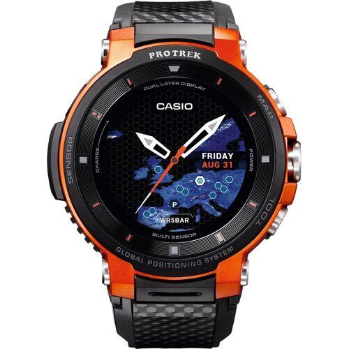 Casio PRO TREK Smart WSD-F30-RGBAE Smartwatch (Wear OS by Google)