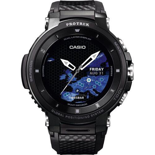 Casio PRO TREK Smart WSD-F30-BKAAE Smartwatch (Wear OS by Google)