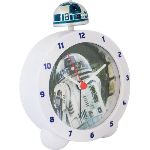 Joy Toy Kinderwecker »R2-D2 Topper Kinderwecker, 27593« mit R2-D2 Sound und leuchtender Figur