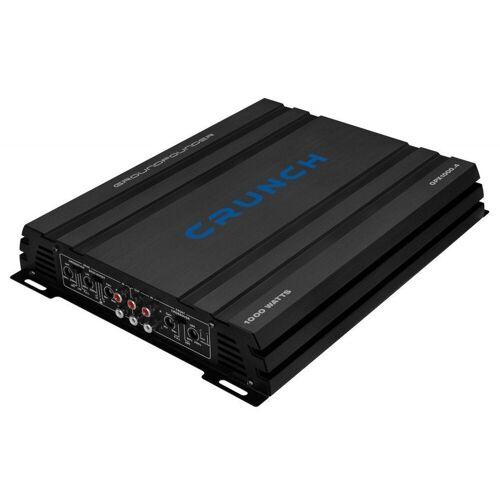 Crunch »GPX 1000.4 - 4 Kanal Verstärker« Vollverstärker