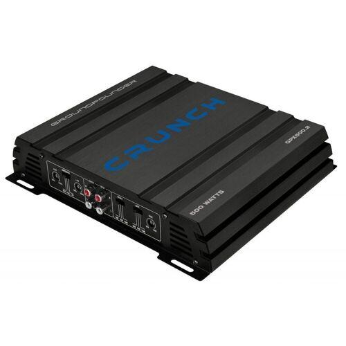 Crunch »GPX 500.2 - 2 Kanal Verstärker« Vollverstärker