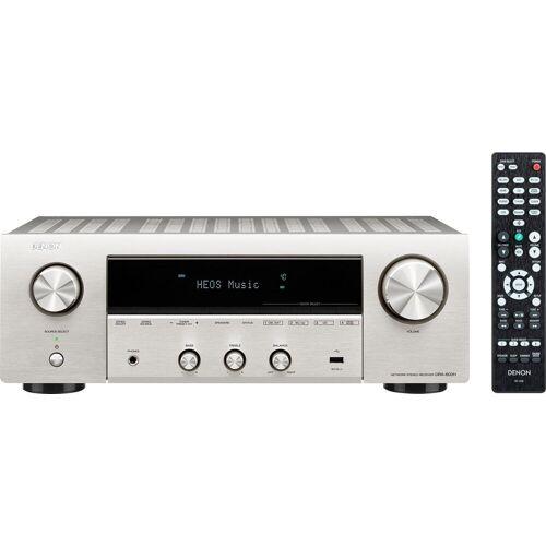 Denon »DRA-800H« 2 Stereo-Netzwerk-Receiver (WLAN, Bluetooth), silberfarben