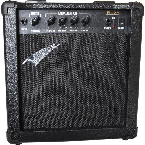 »MSA - B 25« Verstärker (für E-Bass)