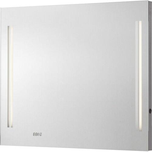 FACKELMANN Badspiegel »LG 80«, mit Uhr