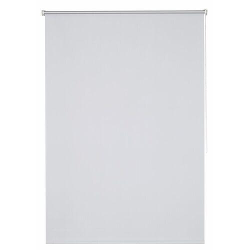 K-HOME Seitenzugrollo »Klemmfix-Rollo«, , verdunkelnd, ohne Bohren, 1 Stück, weiß