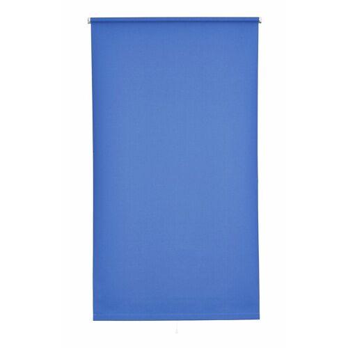 sunlines Springrollo »Uni«, , Lichtschutz, mit Bohren, 1 Stück, blau