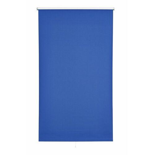 sunlines Springrollo »Uni«, , verdunkelnd, mit Bohren, 1 Stück, blau