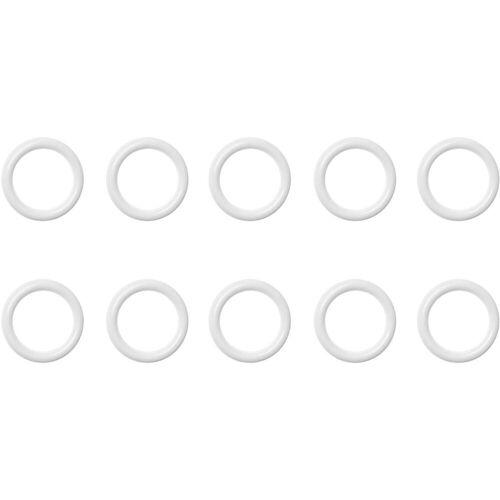 LICHTBLICK Gardinenring, , Gardinenstangen, (Packung, 10-St), für Gardinenstangen bis Ø 11 mm