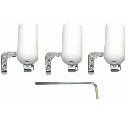 sunlines Klemmträger, , Jalousien, (Set, 3-tlg), für Aluminium-Jalousie
