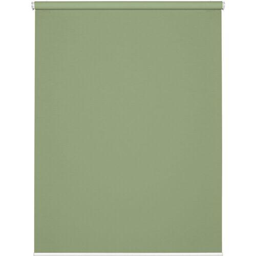 GARDINIA Seitenzugrollo »Comfort Move Rollo«, , Lichtschutz, ohne Bohren, freihängend, ohne Bedienkette, grün
