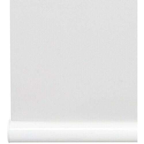 Liedeco Springrollo »Softrollo Mittelzugrollo Schnapprollo«, , Lichtschutz, ohne Bohren, weiß