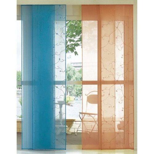 dynamic24 Vorhang, , Klettband (1 Stück), Flächenvorhang Vorhang Gardine Raumteiler
