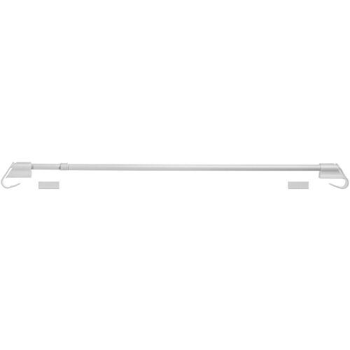 LICHTBLICK Gardinenstange »Gardinenstange Klemmfix«, , Ø 15 mm, 1-läufig, ausziehbar