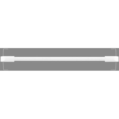 Good Life Scheibenstange »Spanndeko«, , Ø 9 mm, 1-läufig, ausziehbar, weiß