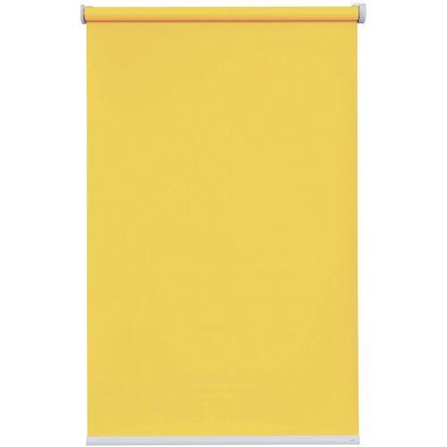 sunlines Batterierollo »Premium Style Batterierollo Uni«, , Lichtschutz, mit Bohren, im Fixmaß, gelb